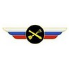 Должностной знак начальника войсковой противовоздушной обороны Вооруженных Сил Российской Федерации