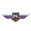 Должностной знак командира полка и ему равной воинской части (ПВО)