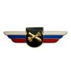 Должностной знак командира отдельного дивизиона и ему равной воинской части (ПВО)