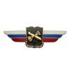 Должностной знак начальника военной академии (ПВО)