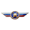 Должностной знак командующего Ракетными войсками стратегического назначения