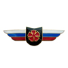 Должностной знак командира учебной воинской части и другого воинского формирования (СпН) №91