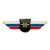 Должностной знак командира отдельного батальона и ему равной воинской части (Войска связи)