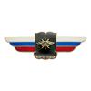 Должностной знак начальника военной академии (Войска связи)