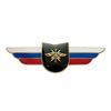 Должностной знак командира учебной воинской части и другого воинского формирования (Войска связи)