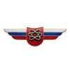 Должностной знак командира учебной воинской части и другого воинского формирования (Ядерное обеспечение)