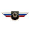 Должностной знак командира бригады и ей равного соединения (Инженерные войска)