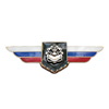 Должностной знак командира полка и ему равной воинской части (Инженерные войска)