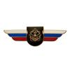 Должностной знак командира отдельного батальона и ему равной воинской части (Инженерные войска)