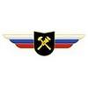 Должностной знак командира (начальника) главного центра (отряда) топографической службы Вооруженных Сил РФ