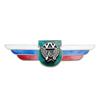 Должностной знак командира отдельного батальона и ему равной воинской части (ЖДВ) №144