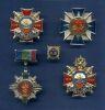 Коллекция знаков «90 лет Транспортной милиции»