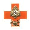 Знак «Об окончании среднего профессионального учреждения МЧС России»