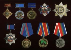Коллекция знаков по теме «Минтранс России»