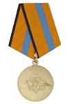 Медаль МО РФ «Участнику борьбы со стихией на Амуре»