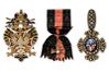 Коллекции орденов